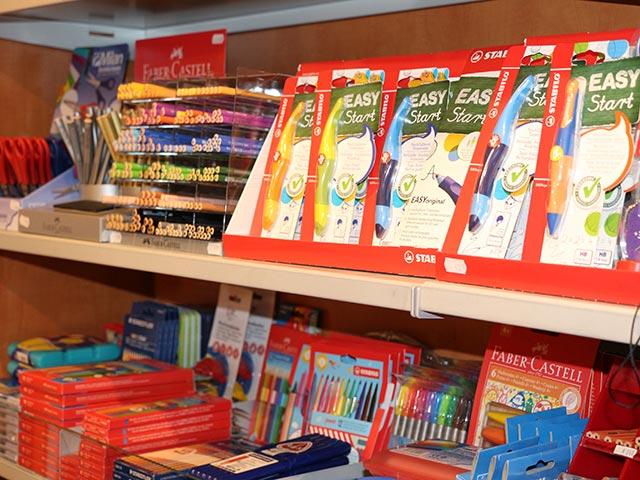 Alles für die Schule - Stifte in allen Varianten