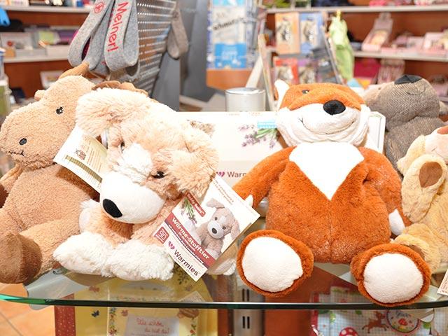 Geschenke für Kinder - Kuscheltiere