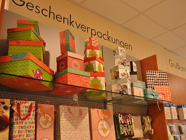 Geschenkverpackungen - Boxen für jede Gelegenheiten