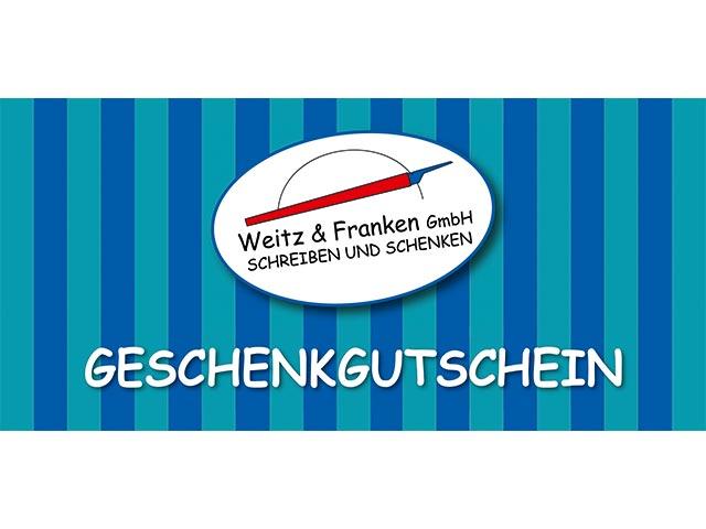 Gutscheine für jede Gelegenheit von Weitz & Franken