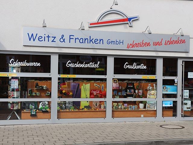 Weitz & Franken in Glehn - Seitenansicht
