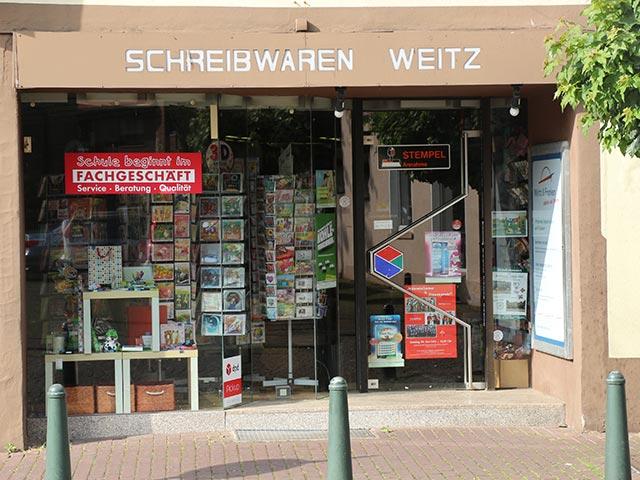 Weitz & Franken in Korschenbroich - Aussenansicht