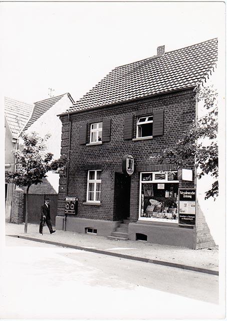 Weitz - 1959 - Bismarkstrasse 13 in Kleinenbroich