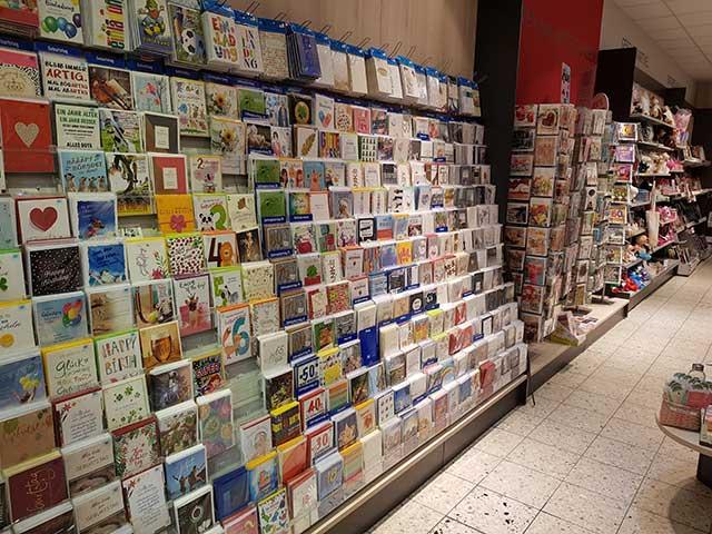 Weitz & Franken - Sortiment in Kleinenbroich - Glückwunschkarten
