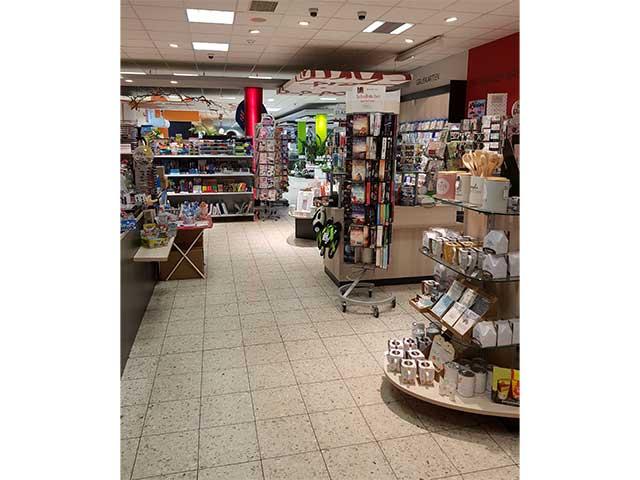 Weitz & Franken in Kleinenbroich - Innenansicht aus dem hinteren Bereich